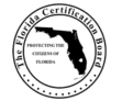 The Florida Certification Board